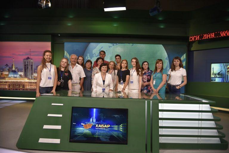 Медиаворкшоп. Астана | Фоторепортаж