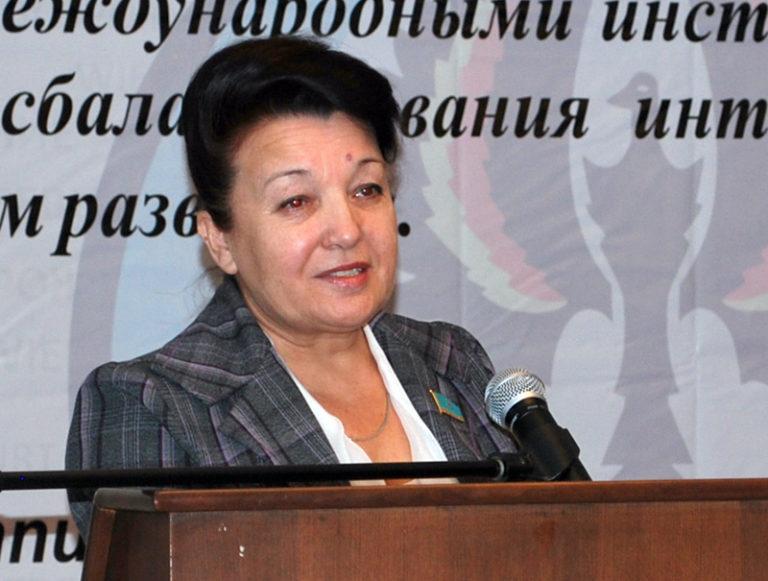 Ольга Киколенко: «Наша семья была необычной»