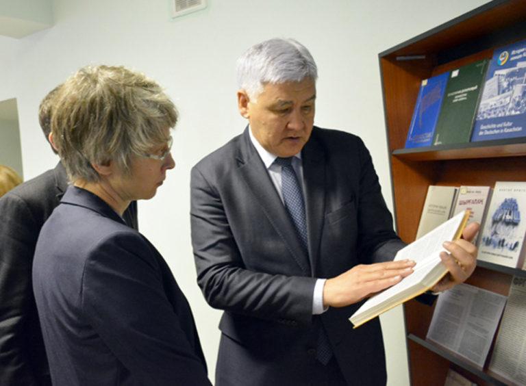 Сотрудничество Казахстана и Германии никогда не потеряет своей актуальности!