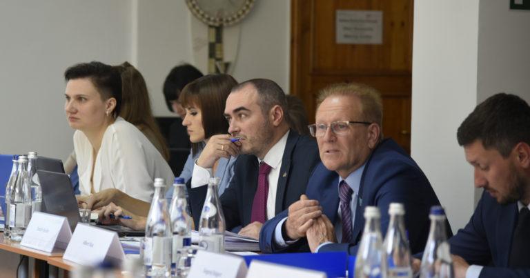 Бюджет Программы поддержки немецкого этноса в Казахстане обсудили в Немецком доме г. Алматы