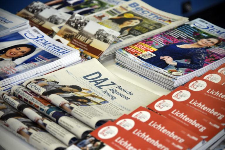 Перспективы сотрудничества СМИ Германии и Казахстана