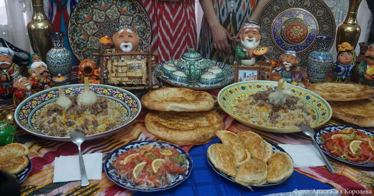 Немецкий этнос Узбекистана