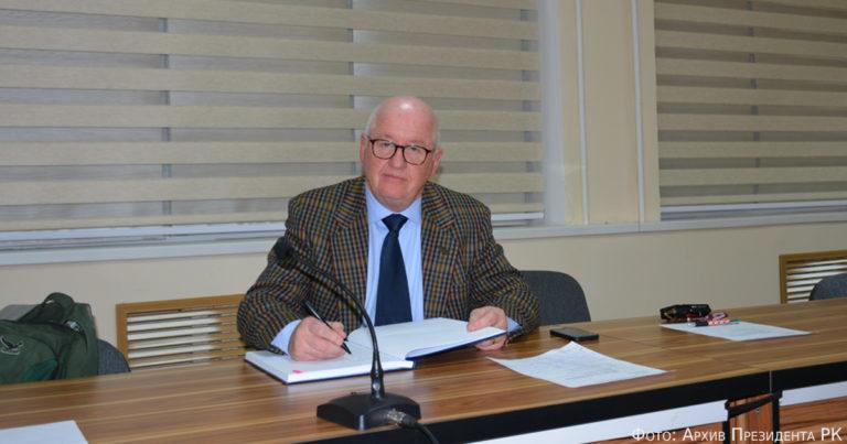 Встреча «Архивы и общество»: профессор Штефан Карнер (Австрия)