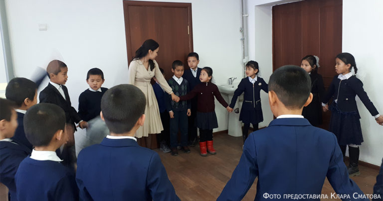 Школам Кордая оказана помощь