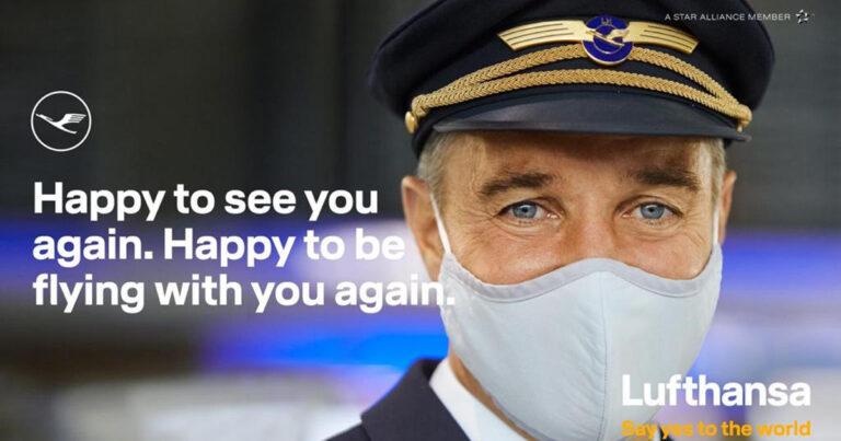 Открыт для бронирования специальный рейс Lufthansa
