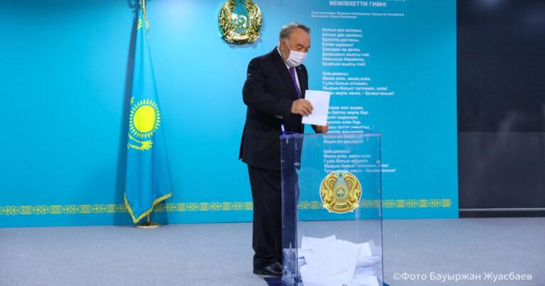 Ассамблея народа Казахстана избрала девять депутатов