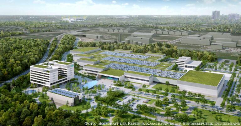 «Wilo-Park» – новая штаб-квартира компании «WILO»