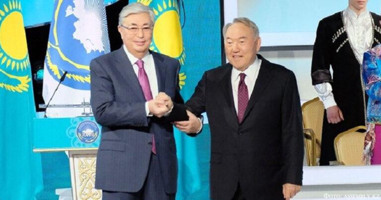 XXIX сессия Ассамблеи народа Казахстана «30 лет единства, мира и согласия»