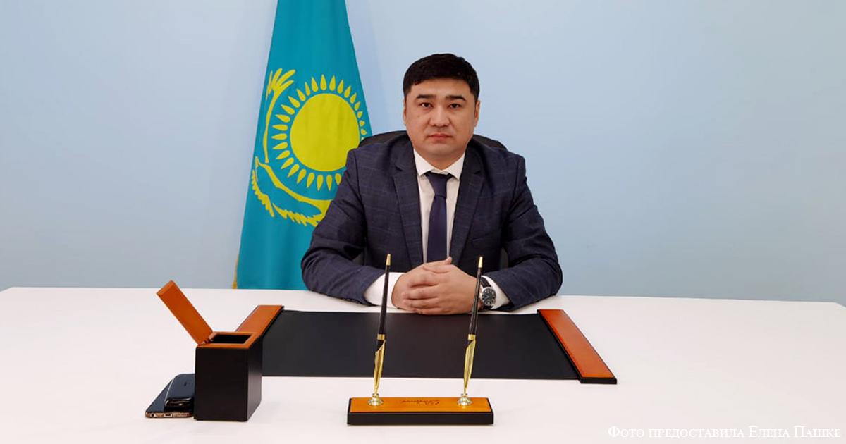 Алмаз Нургалиев