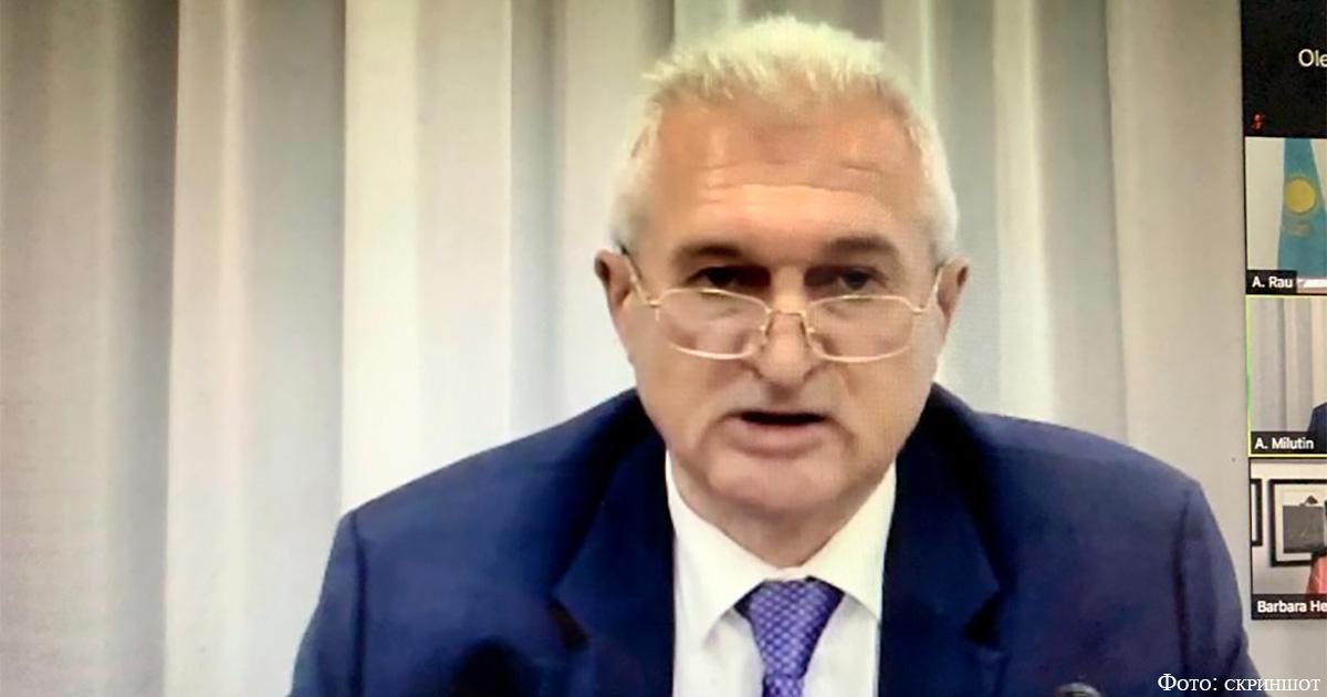 Александр Милютин