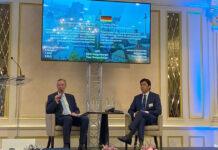 31-ое гибридное заседание Берлинского евразийского клуба