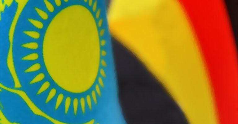 Казахстан – Германия: межпарламентский диалог