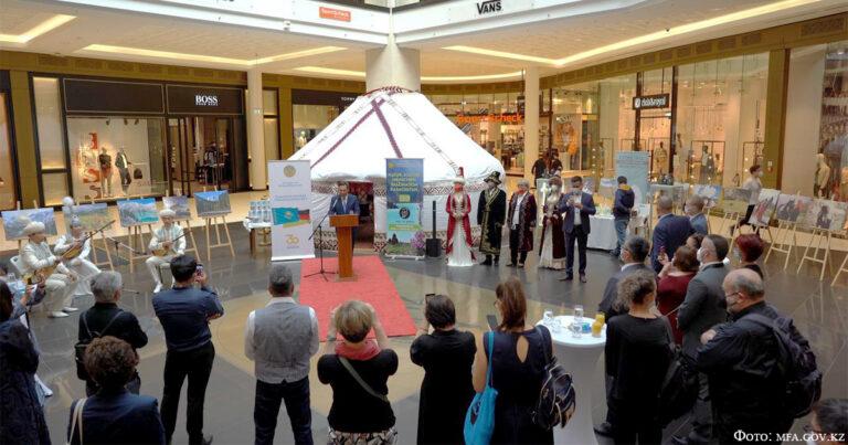 Культура Казахстана в Берлине