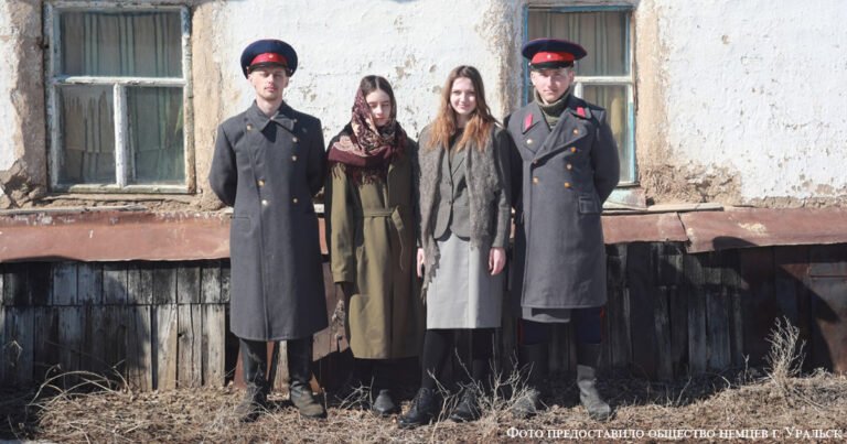 80 лет депортации: Уральск, драма, ангелы