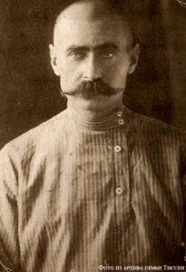 Иван Иванович Тиссен, брат Давида.