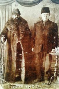Петер Иванович Тиссен с братом Иваном Ивановичем Тиссен