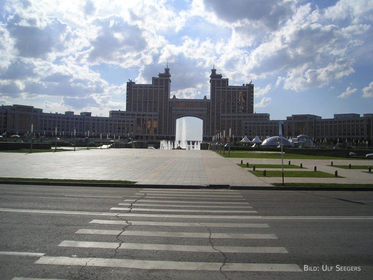 Kasachstan – Noch nicht erwachsen