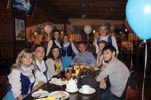 Oktoberfest–Karaganda   Bild: Autor