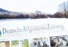 DAZ in Prag