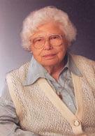 Ida Bender, 2010. | Foto: Familienarchiv