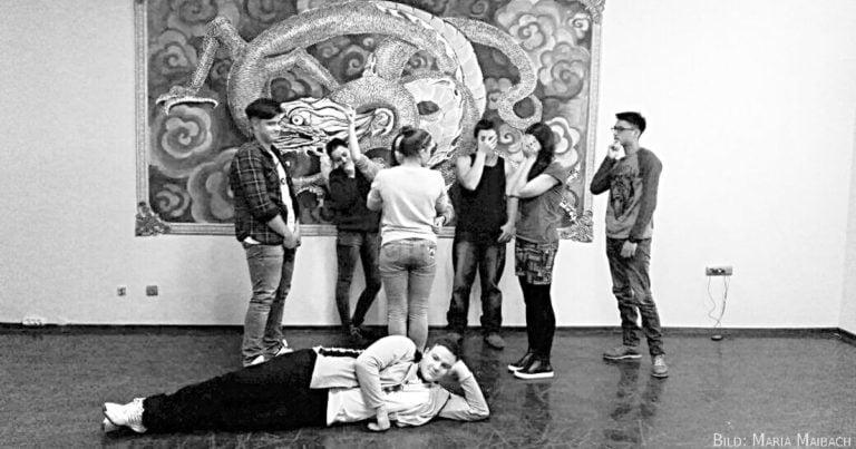Theater-Workshop für junge Talente