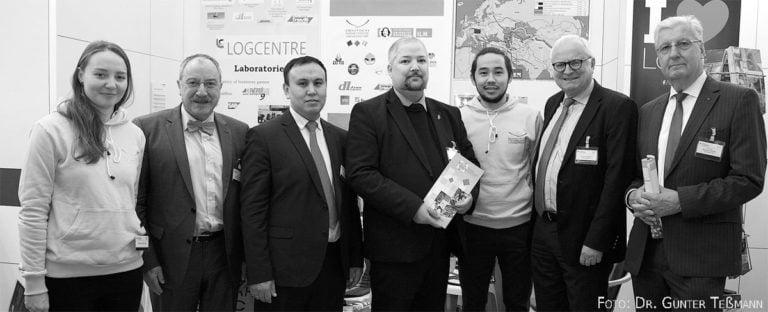 DKU präsentiert sich in Berlin