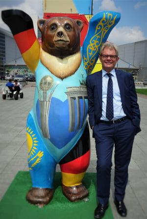 Foto: Deutsche Botschaft Astana