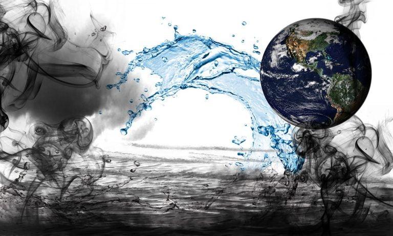 """""""Wasser kann schnell zum Spielball von Konflikten werden"""""""