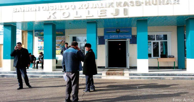 Der Zweite Präsident Usbekistans