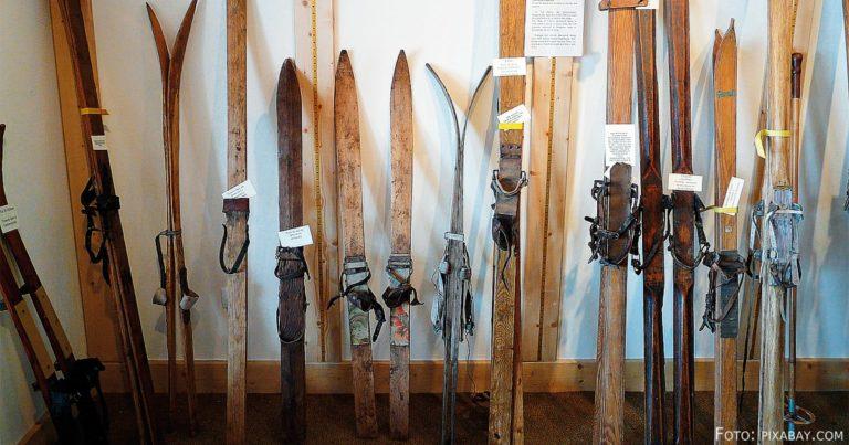 Skifahren: Über die Anfänge im Altai-Gebirge und in Norwegen