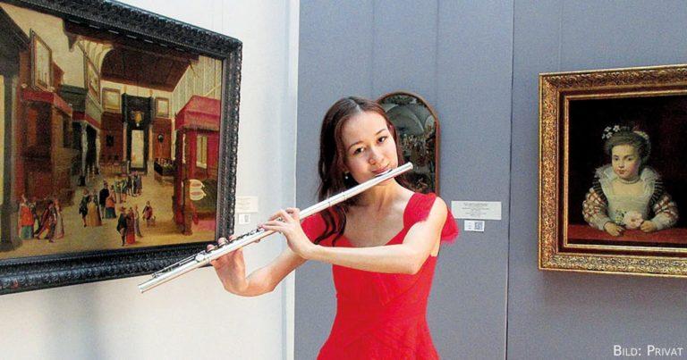 Magische Flötenmusik