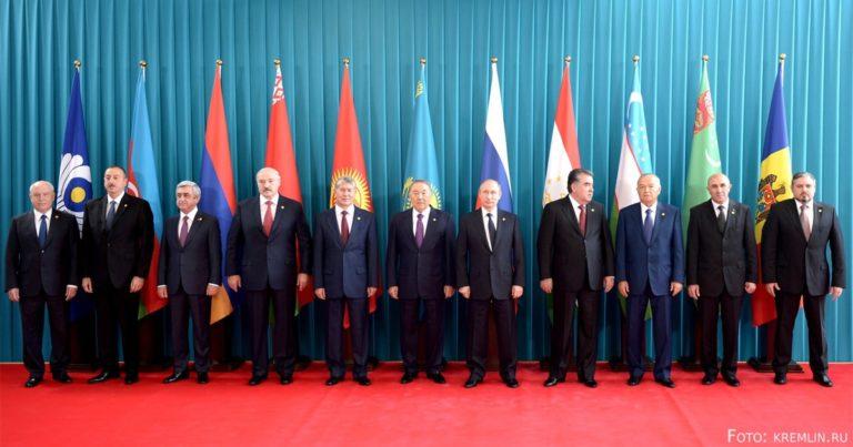 Russlands Handel mit Zentralasien