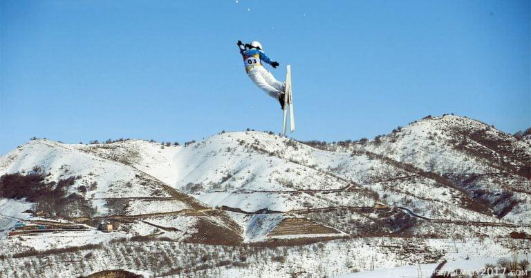 Die kleine Winterolympiade