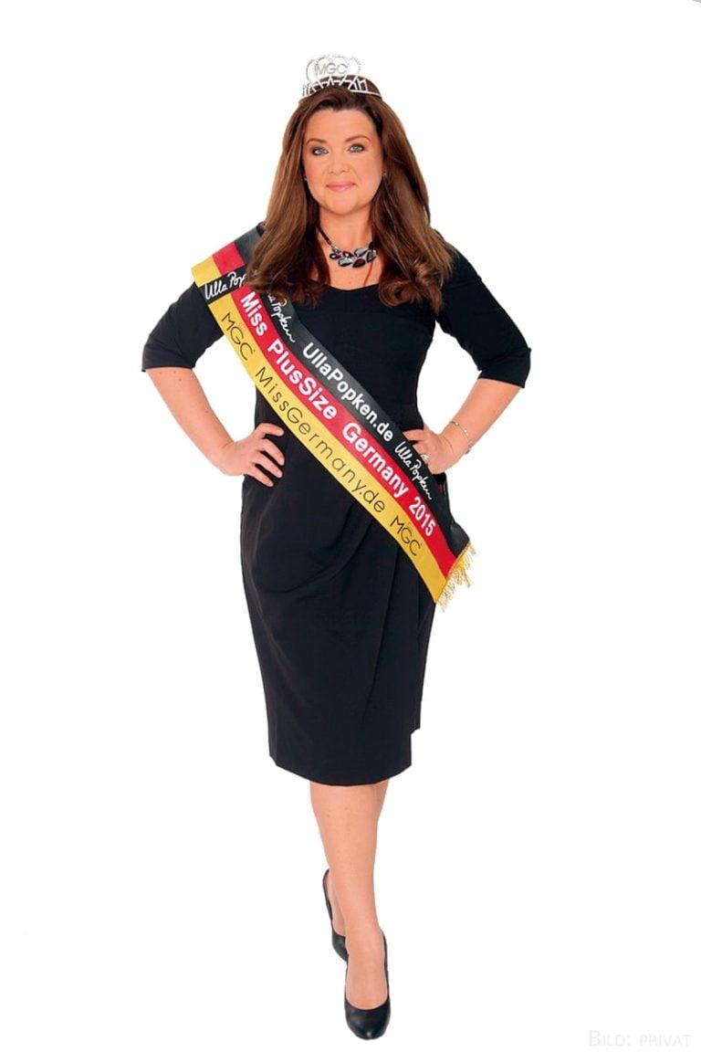 """Erste """"Miss Plus Size Germany"""" ist aus Kasachstan"""