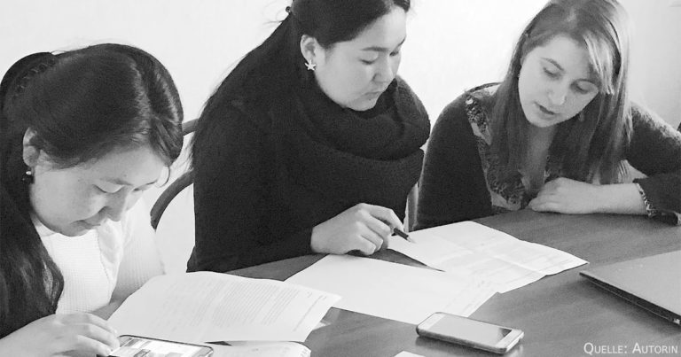 Heldinnen – Workshop in Osch
