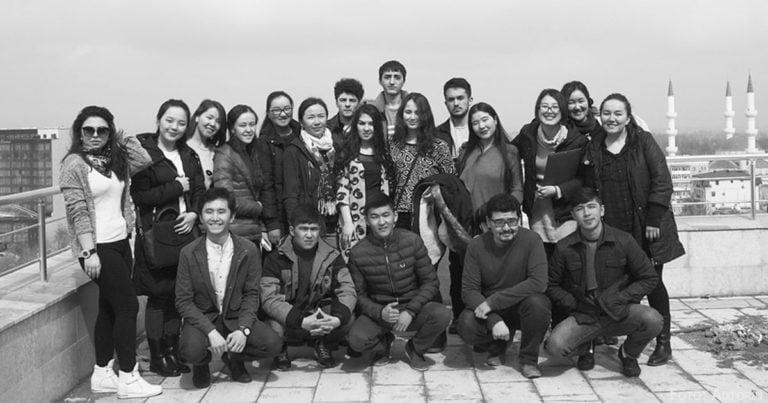 Ein KulturCafé für Naryn