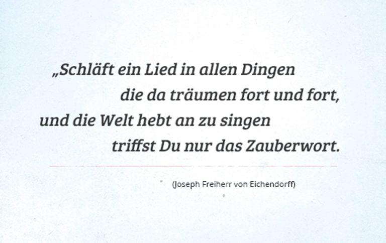 Internationaler Joseph-von-Eichendorff-Liederwettbewerb 2017