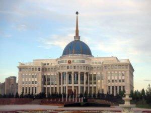 Weißes Haus, Amtssitz des Präsidenten