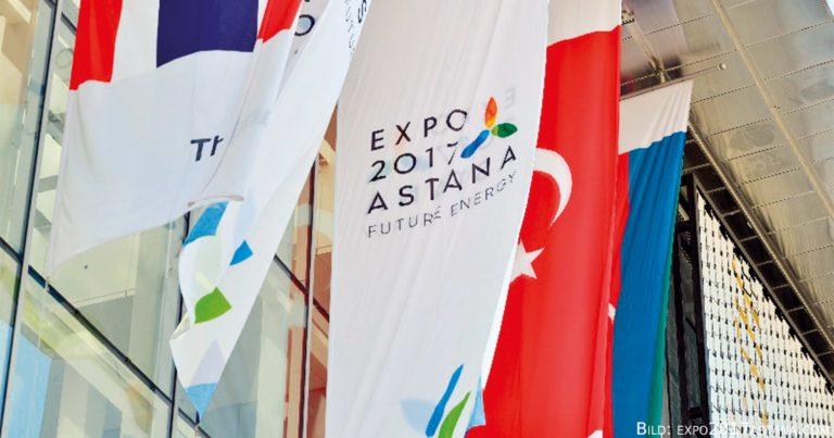Warum die EXPO 2017 genau zu richtiger Zeit kommt