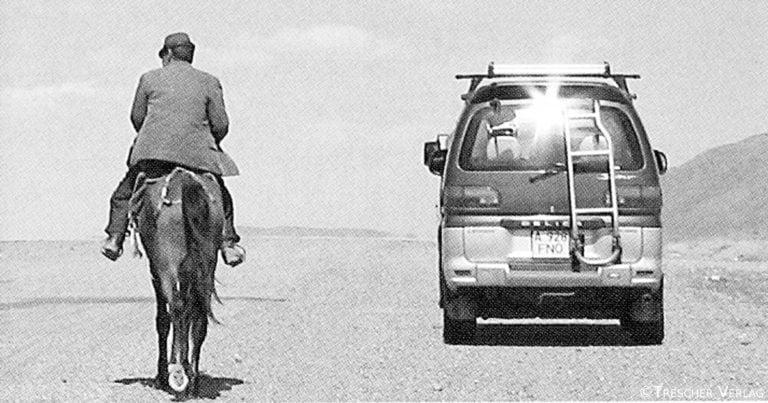 Die Reise führt nach Kasachstan