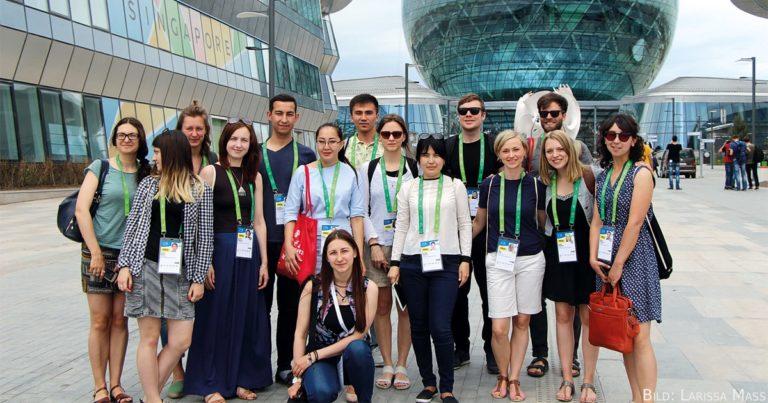 EXPO 2017 aus dem Blickwinkel junger Journalisten