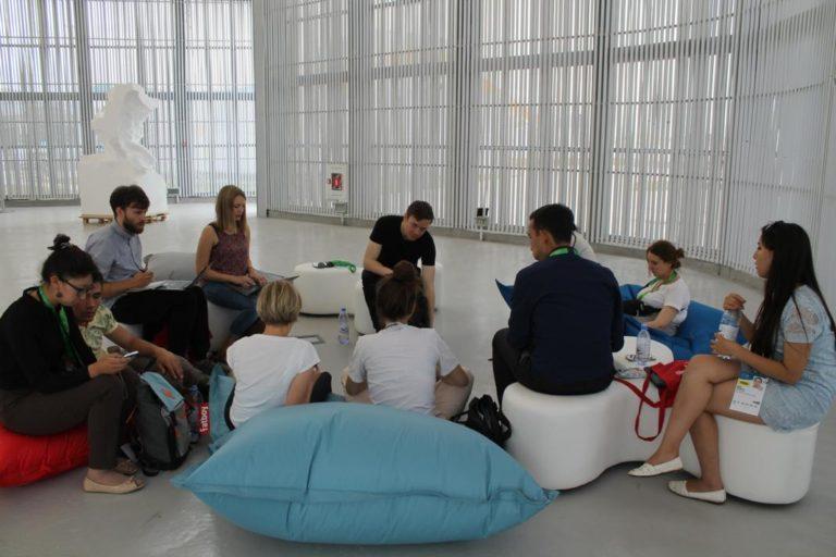 XI. Zentralasiatische Medienwerkstatt in Astana – Liveblog Tag 1