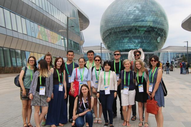 XI. Zentralasiatische Medienwerkstatt in Astana – Liveblog Tag 2