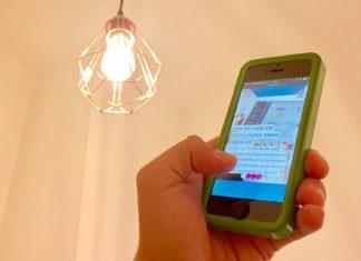 Eine App informiert über grünen Strom und stärkt das Verbraucherbewußtsein.