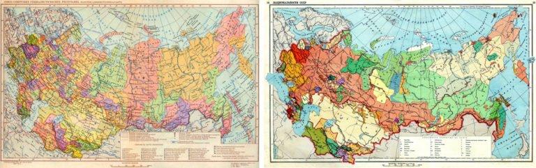 Die Sache mit Sprache und Nation: damals und heute