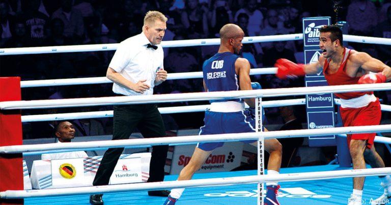 Faust gegen Faust: Boxer aus Zentralasien beenden die Box-WM mit zwölf Medaillen