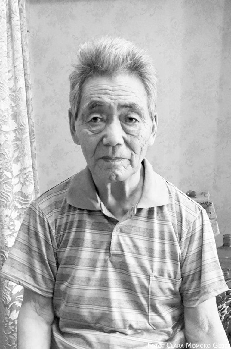 Japanische Kriegsgefangene in Kasachstan: Ahiko Tetsurō