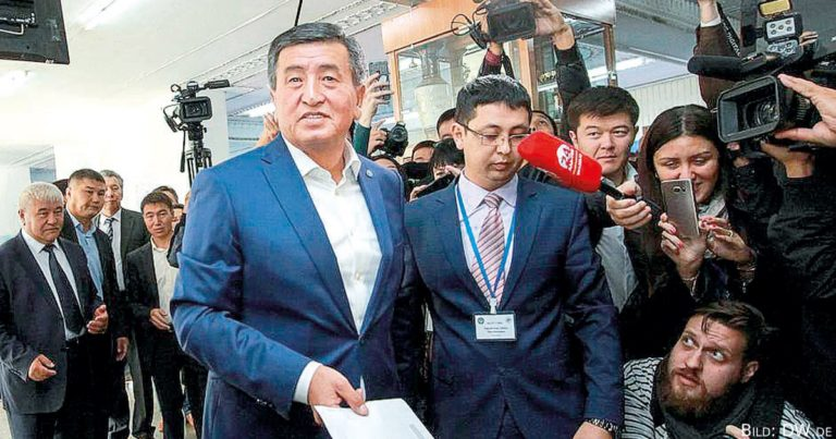 Kirgistan nach der Wahl: Spannungen mit Kasachstan nehmen ab