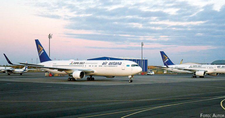 Air Astana: Erfolg auf der Seidenstraße