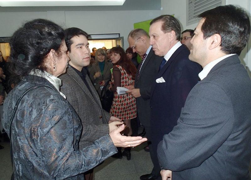 Das neue Goethe-Institut in Almaty ist endlich offiziell eröffnet